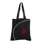 Lunar Black Convention Tote-Official Logo