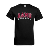 Black T Shirt-Football