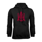 Black Fleece Hoodie-Official Logo
