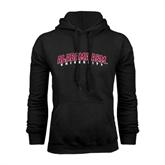 Black Fleece Hoodie-Alabama A&M University Arched