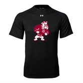 Under Armour Black Tech Tee-Bulldog