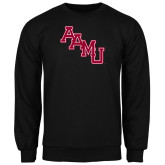 Black Fleece Crew-AAMU Stacked