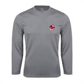 Syntrel Performance Steel Longsleeve Shirt-Bulldog