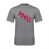 Syntrel Performance Steel Tee-AAMU Stacked