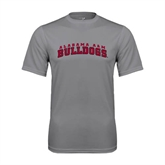Syntrel Performance Steel Tee-Alabama A&M Bulldogs Arched