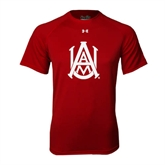 Under Armour Cardinal Tech Tee-Official Logo