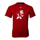 Under Armour Cardinal Tech Tee-Bulldog