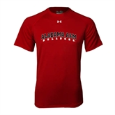 Under Armour Cardinal Tech Tee-Alabama A&M Bulldogs Arched
