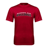 Performance Cardinal Tee-Alabama A&M Bulldogs Arched