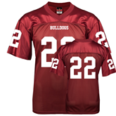 Replica Cardinal Adult Football Jersey-#22