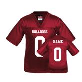 Youth Replica Cardinal Football Jersey-Personalized