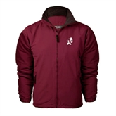 Maroon Survivor Jacket-Bulldog