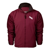 Maroon Survivor Jacket-AAMU Stacked