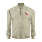 Khaki Players Jacket-AAMU Stacked
