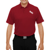 Under Armour Cardinal Performance Polo-AAMU Stacked
