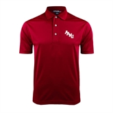 Cardinal Dry Mesh Polo-AAMU Stacked