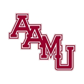 Small Magnet-AAMU Stacked, 6 in W