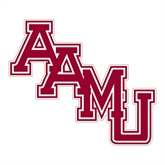 Large Magnet-AAMU Stacked, 12 in W
