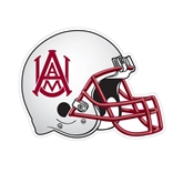 Football Helmet Magnet-Official Logo, 11 1/2 in W X 8 3/4 in H