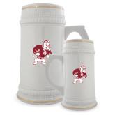 Full Color Decorative Ceramic Mug 22oz-Bulldog