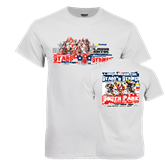 White T Shirt-Jul 5-7 2013 Stars N Stripes Nationals