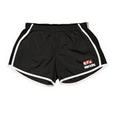 Ladies Black/White Team Short-Riders on Stacked BMX Canada