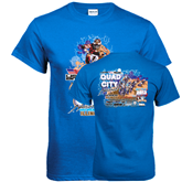 Royal Blue T Shirt-Jul 19-21 2013 Quad City Nationals