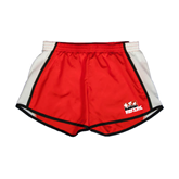 Ladies Red/White Team Short-Riders on Stacked BMX Canada