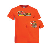 Orange T Shirt-Mar 8-10 2013 Gator Nationals