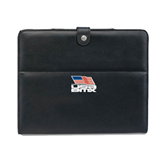 Deluxe Black iPad Stand-Flag on Stacked USA BMX