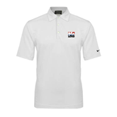 Nike Sphere Dry White Diamond Polo-Riders on Stacked USA BMX