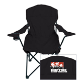Deluxe Black Captains Chair-Riders on Stacked BMX Canada