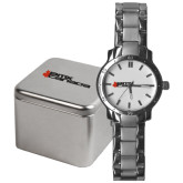 Mens Stainless Steel Fashion Watch-Stacked BMX Canada w/Leaf