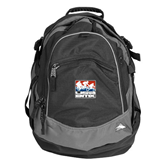 High Sierra Black Fat Boy Day Pack-Riders on Stacked USA BMX