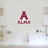1 ft x 1 ft Fan WallSkinz-Stacked Alma