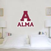 2 ft x 2 ft Fan WallSkinz-Stacked Alma