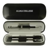 Black Roadster Gift Set-Alma College Engraved