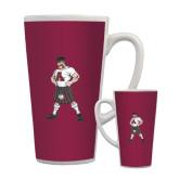 Full Color Latte Mug 17oz-Scotty