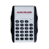 White Flip Cover Calculator-Alma College