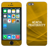 iPhone 5/5s Skin-ACACIA Fraternity Stacked