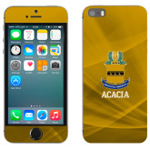 iPhone 5/5s Skin-ACACIA Crest