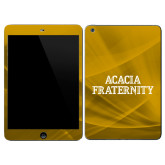 iPad Mini 3 Skin-ACACIA Fraternity Stacked