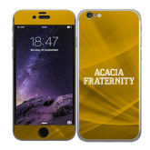 iPhone 6 Skin-ACACIA Fraternity Stacked