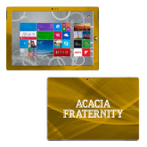 Surface Pro 3 Skin-ACACIA Fraternity Stacked