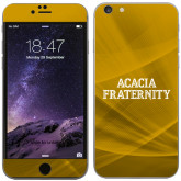 iPhone 6 Plus Skin-ACACIA Fraternity Stacked