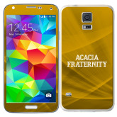 Galaxy S5 Skin-ACACIA Fraternity Stacked