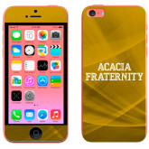 iPhone 5c Skin-ACACIA Fraternity Stacked