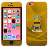 iPhone 5c Skin-ACACIA Crest