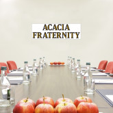 1 ft x 3 ft Fan WallSkinz-ACACIA Fraternity Stacked