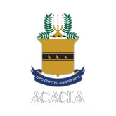 Small Decal-ACACIA Crest, 6in tall